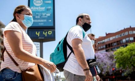Ola de calor llegará a España este jueves con altas temperaturas de más de 40ºC