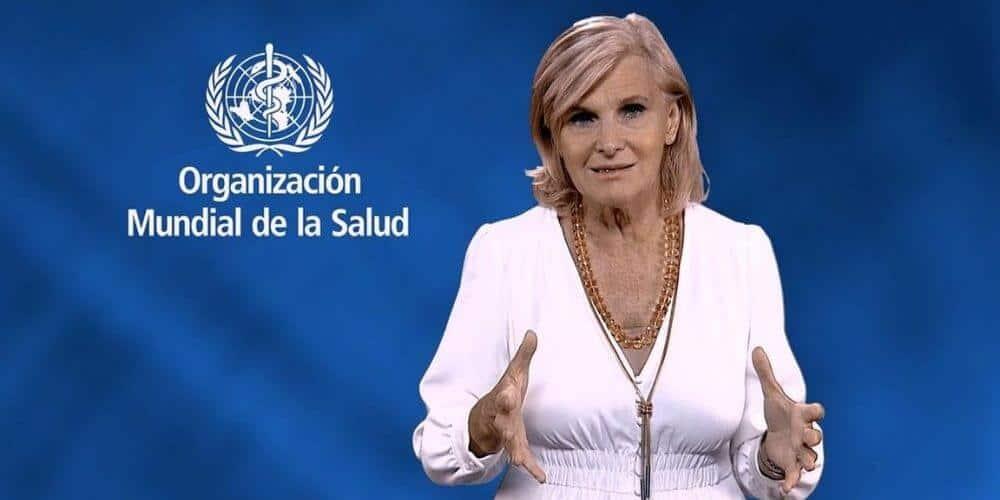 Directora de la OMS asegura que hay regiones en segunda situación de emergencias en España