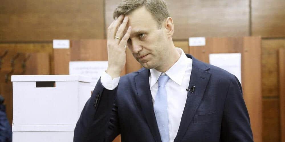 Incautan algunos bienes del activista opositor Navalny tras una orden judicial rusa