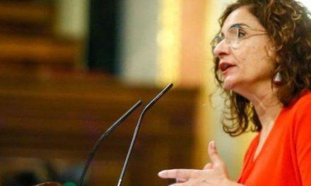 María Montero afirma que el decreto de superávit de los Ayuntamientos no será convalidado