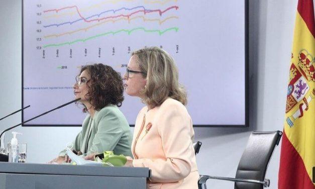 Gobierno prevé que la economía podría desplomarse y se incrementaría el paro