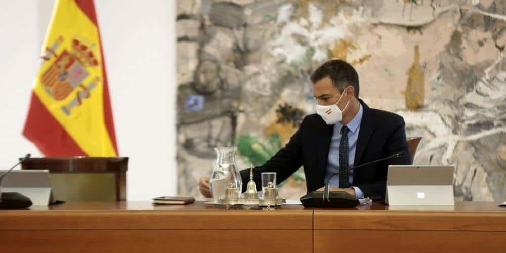 Presidente Sánchez convoca a Consejo de Ministros y hace advertencias serias