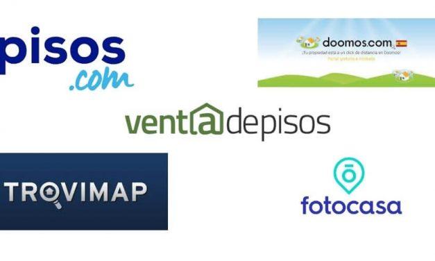 ✅ Conoce los mejores portales inmobiliarios gratuitos y pagos en España ✅