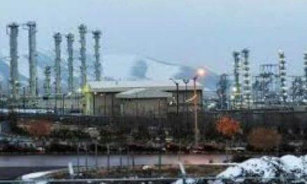 Irán continúa produciendo uranio en cantidades no permitidas en el pacto nuclear