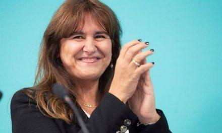 La nueva candidata de Juntos por Cataluña para las elecciones catalanas será Laura Borrás