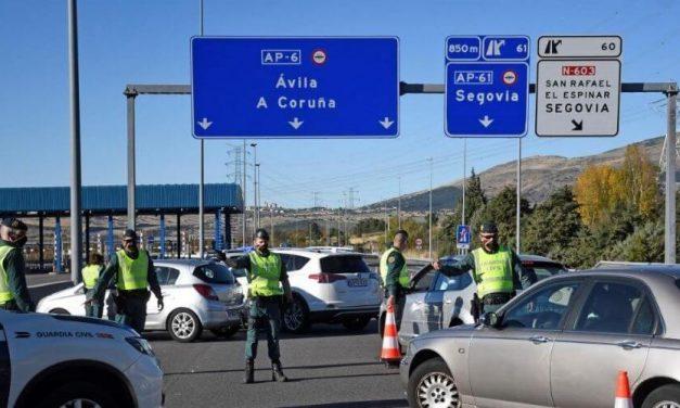 Cierre perimetral y toque de queda en Castilla y León será hasta el 9 de mayo