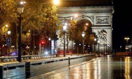 El toque de queda en Francia será desde este sábado a partir de las 18:00 horas