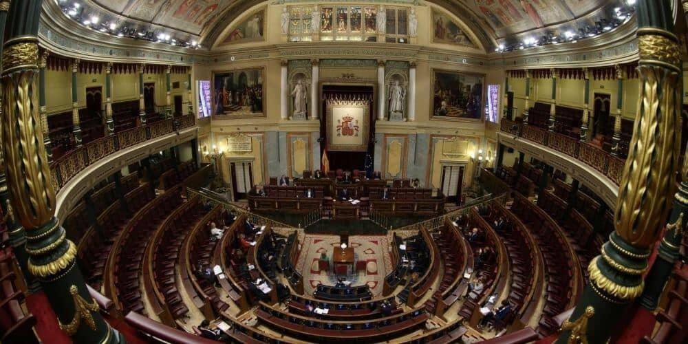 Letrados del Congreso de diputados ya aceptaron que la Cámara investigue a Juan Carlos I
