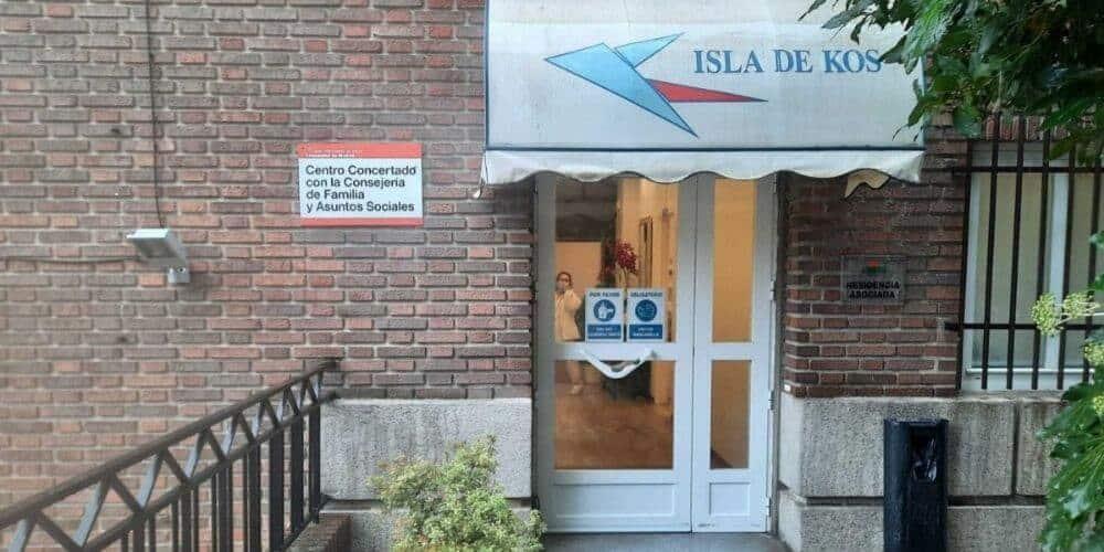 Arrestan a dos personas en la residencia de El Molar por estafa a unos ancianos